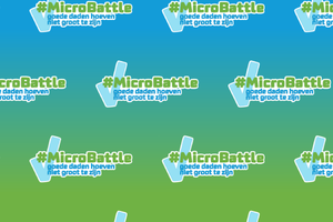 Vlees noch vis | #MicroBattle